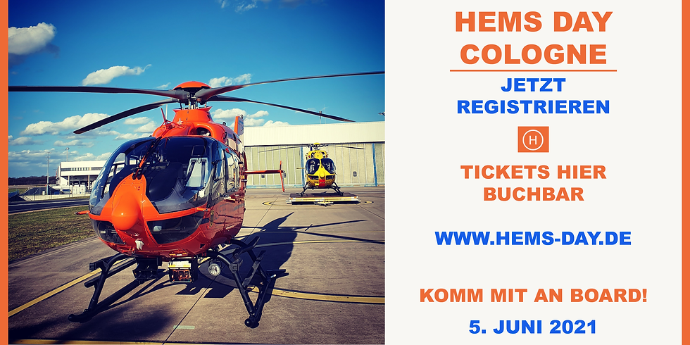 HEMS DAY COLOGNE 2021 Online Symposium