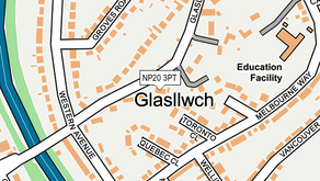 Enwau Casnewydd: Glasllwch