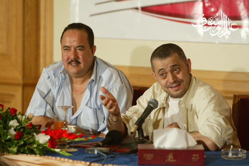 Hotel Abou Nawas Tunis 2004 #6