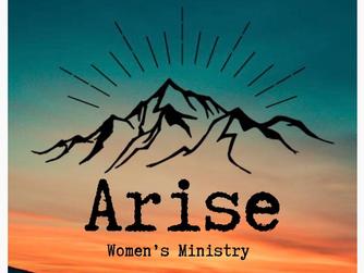 Arise Women's Ministry: The Beginning