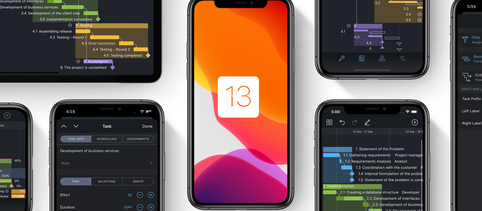 Project Office is ready to meet iOS 13