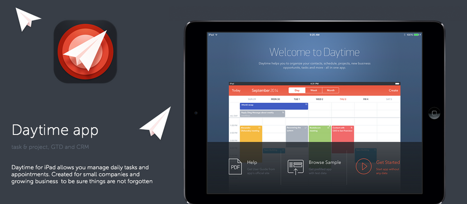 We have just launched new productivity app – Task Office (Daytime)