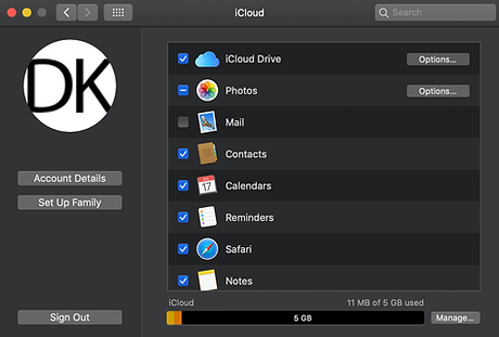 To start working with project files on Mac make sure iCloud is enabled on Mac: go toSystem Preferences▸iCloud▸iCloud Drive▸Options...▸Documents▸ enable Project Officeoption.