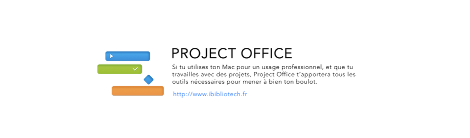 User experience on how to use Project Office