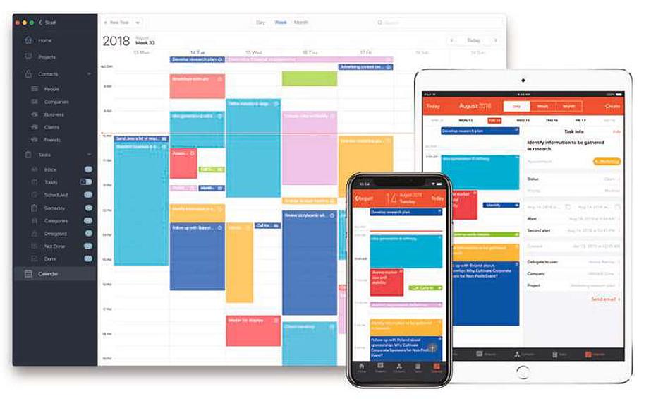 ask Office est un tout jeune produit, arrivé sur Mac courant octobre, après être d'abord sorti sur iPhone et sur iPad. Toutes les versions de Task Office, sur Mac et iOS, se synchronisent complètement entre elles via iCloud