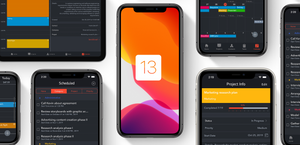 Task Office 5.4 includes stability and design improvements to support iOS 13. Supports both system Dark and Light Modes on iOS devices. When your Appearance is set to Dark in Settings, an app interface will automatically switch to Dark Mode