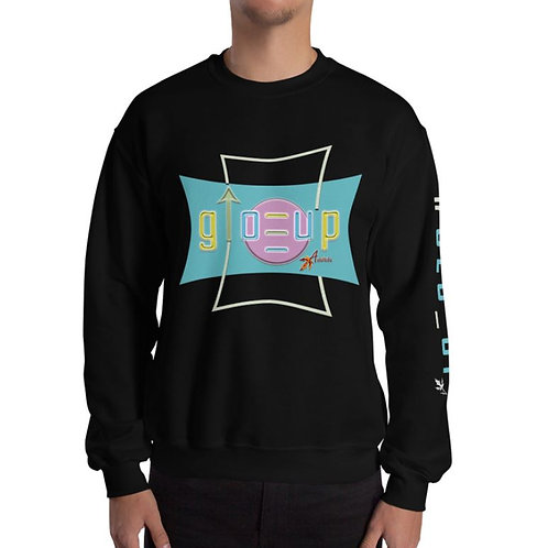 GLO UP Crewneck Sweatshirt