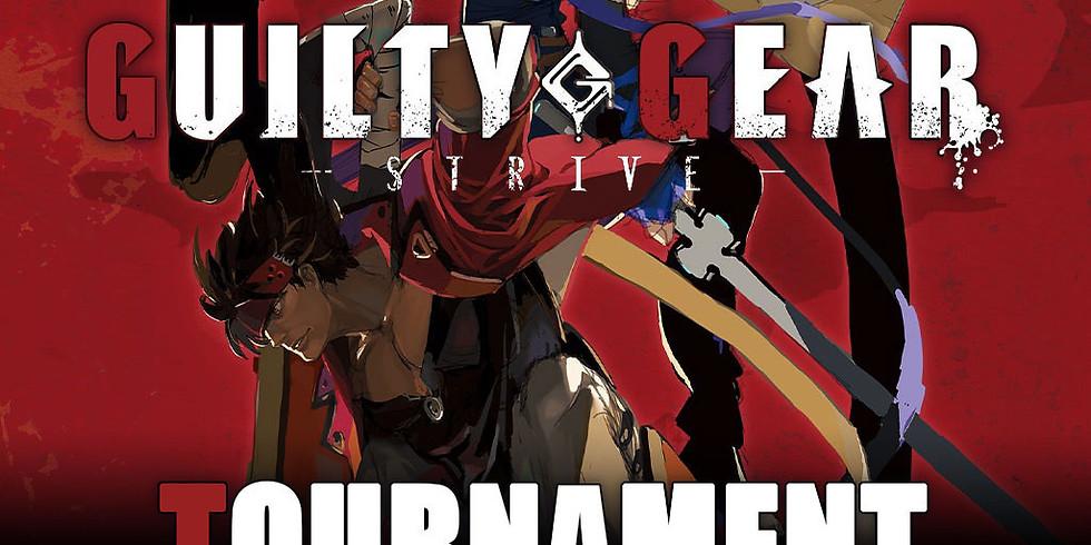 Guilty Gear Strive Tournament