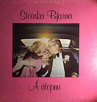 Steinka Bjarna - Á útopnu.jpg