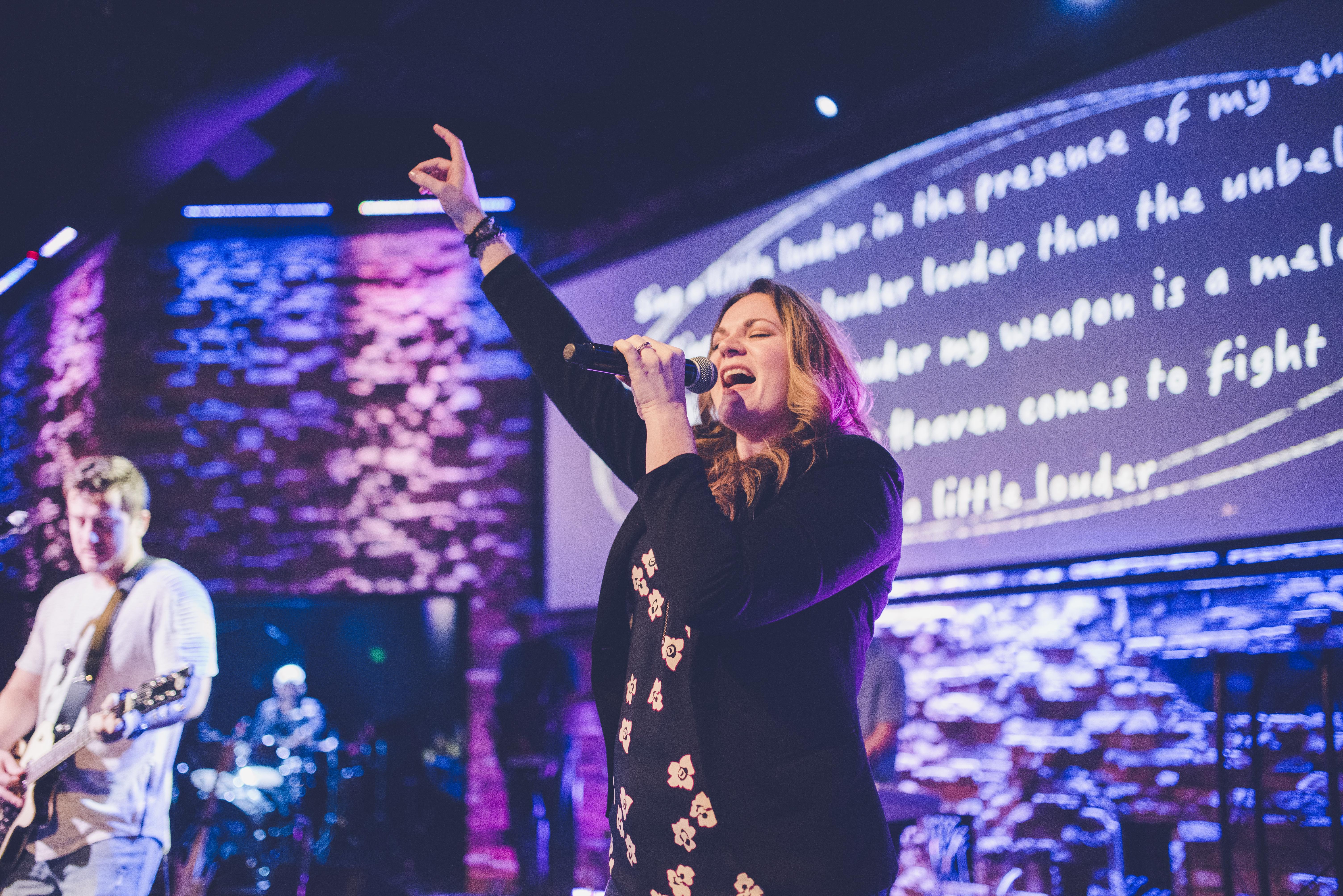CrossRoads Church NewFire Worship