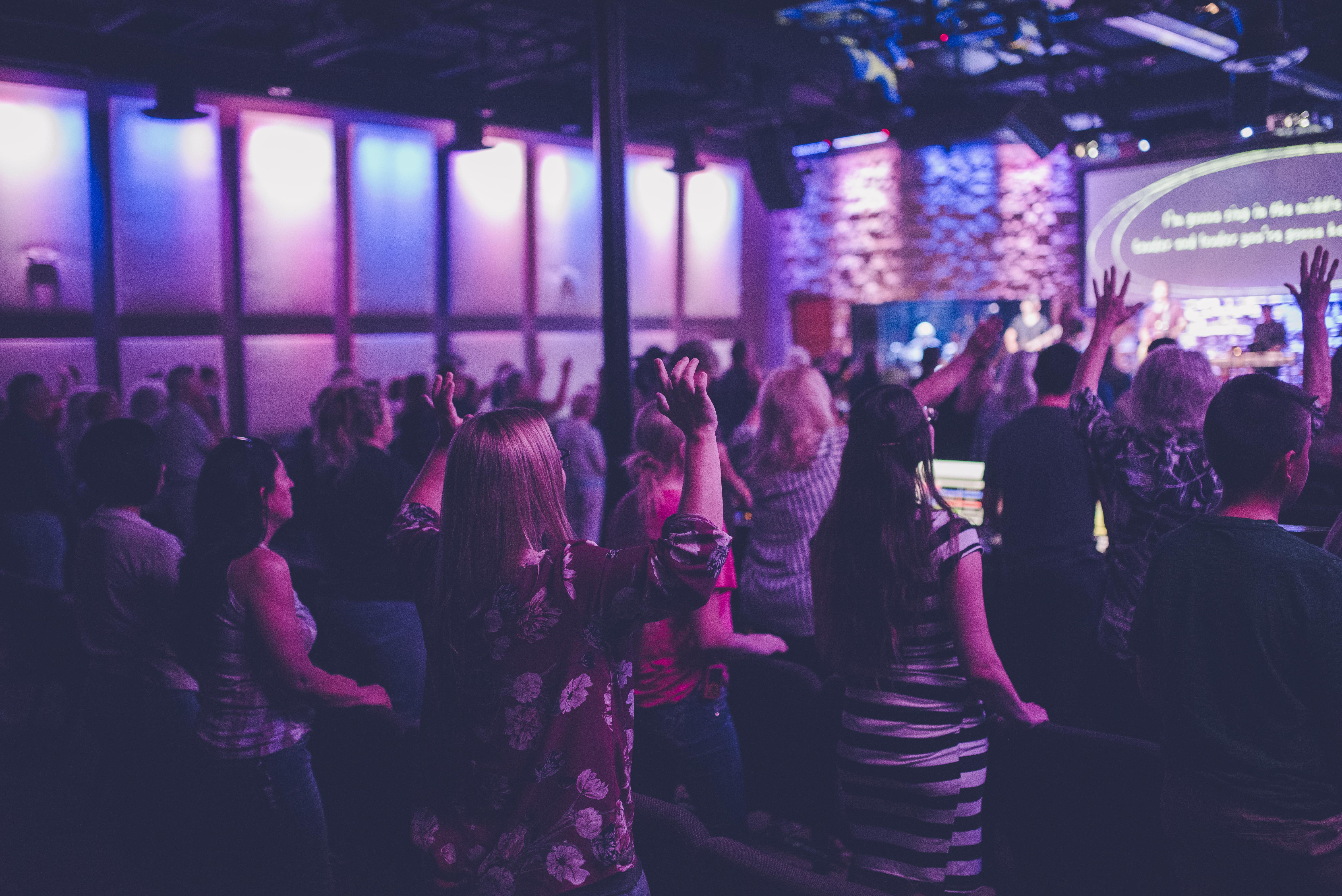 CrossRoads Church Worship