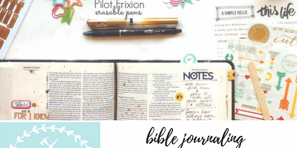 10/11 Bible Journaling