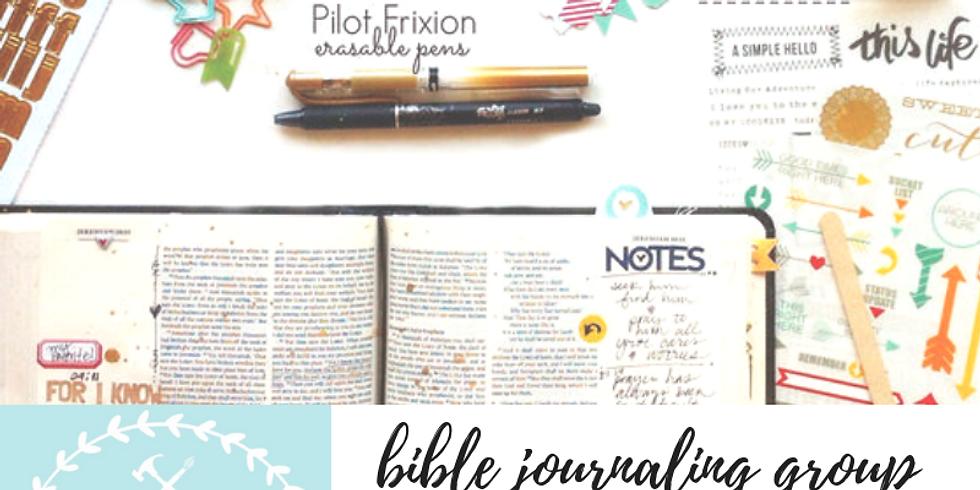 1/3 Bible Journaling