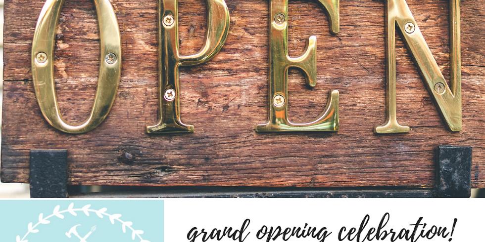 10/12 Grand Opening Celebration