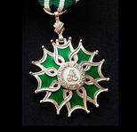 Chevalier dans l'Ordre des Arts et des L