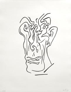 Samuel Beckett, 1969