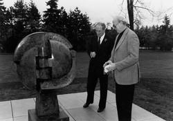 Dream Chamber Etrog Trudeau 1983 BW