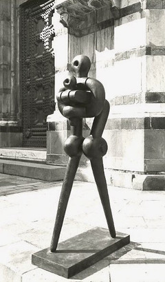 Pistoya (Mother and Child), 1973-1976