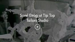 Sorel Etrog at Tip Top Tailors Studio.pn