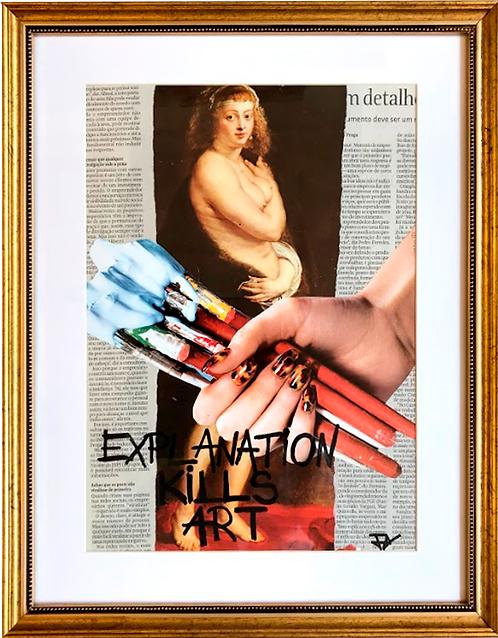 New impressionism - Kill art