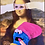 Thumbnail: Mona out of Louvre - Cookie Monster