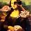 Thumbnail: Mona out of Louvre - EyeSelfie