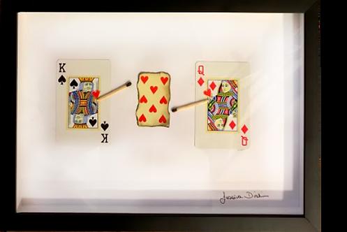 Burning cards I