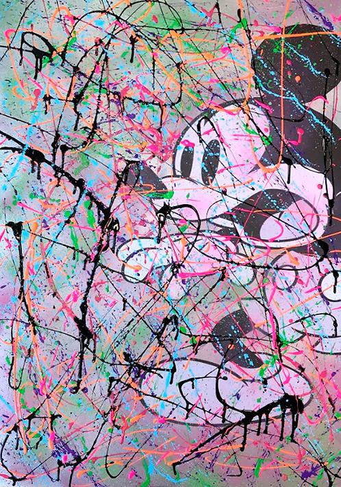 Destroyed Mouse I