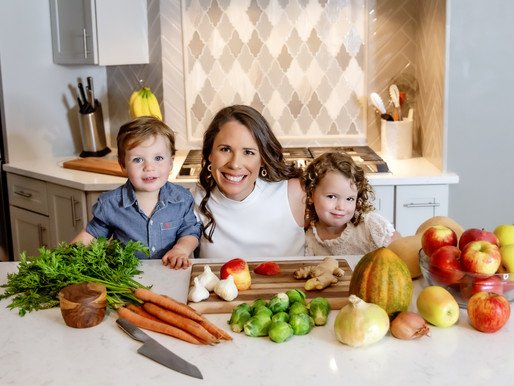 Behind the Label – From Corporate Mom to CEO Stay at Home Mom