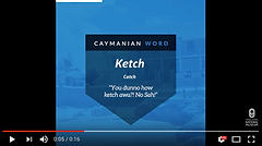 Word Meaning Wednesdy: Ketch