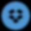 iconfinder_dropbox_circle_color_107176.p