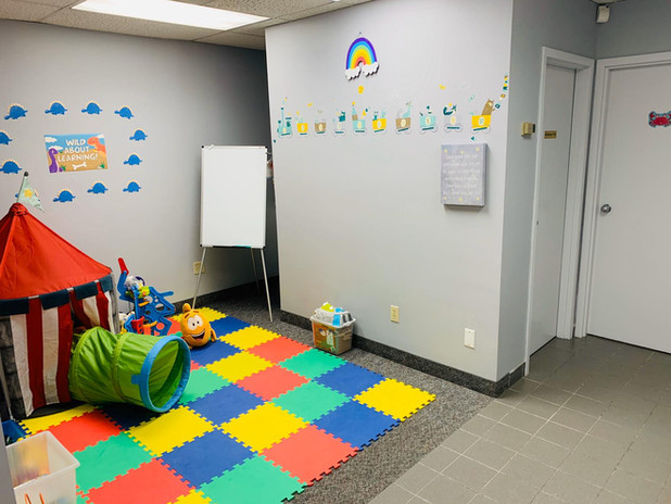 Play/circle time area