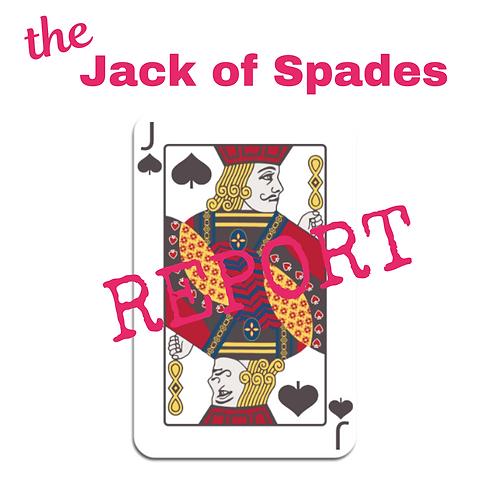 Jack of Spades Report