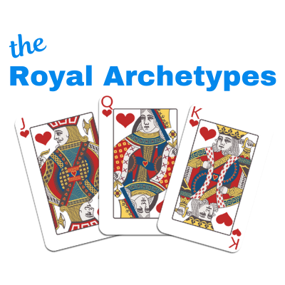 Royal Archetypes for Hearts