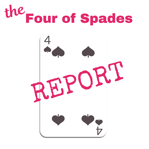 Four of Spades Report