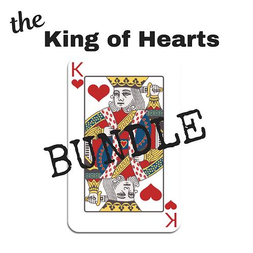 King of Hearts Bundle