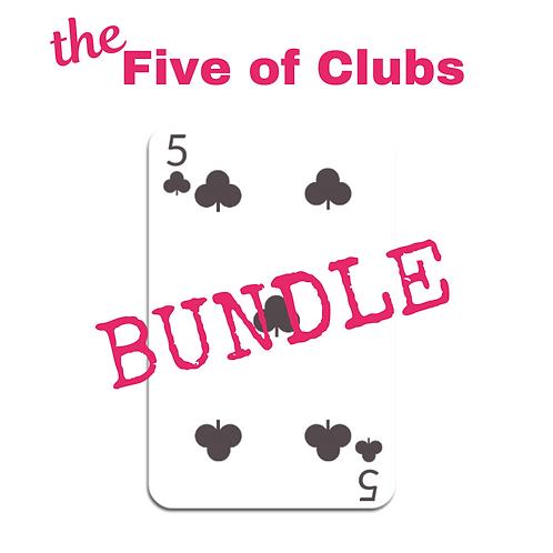 Five of Clubs Bundle