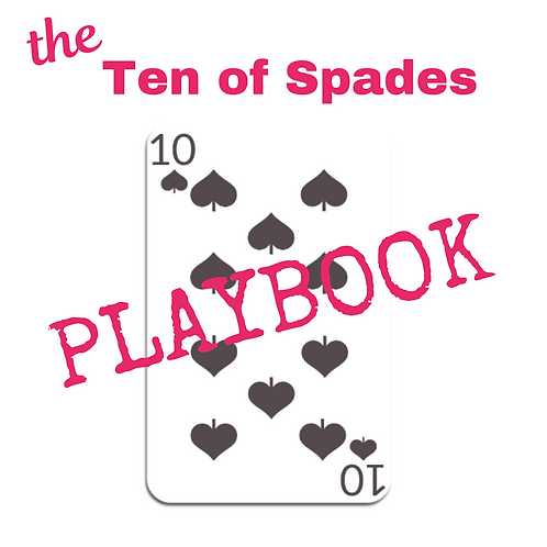 Ten of Spades Guru Guide