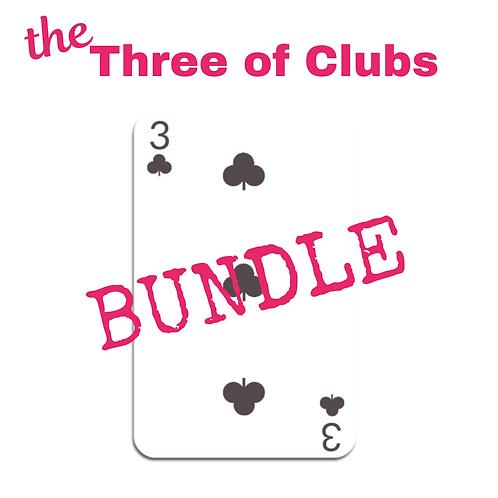 Three of Clubs Bundle