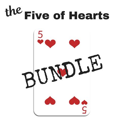 Five of Hearts Bundle