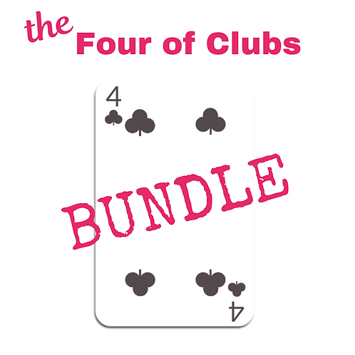 Four of Clubs Bundle