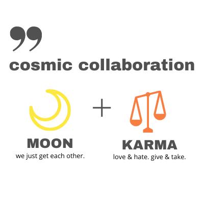 Moon Karma Comic Connection