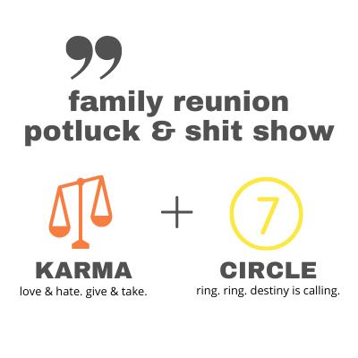 Karma + Circle of Seven