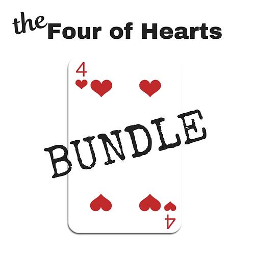 Four of Hearts Bundle