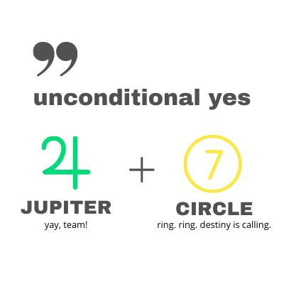 Jupiter Circle of Seven Comic Connection