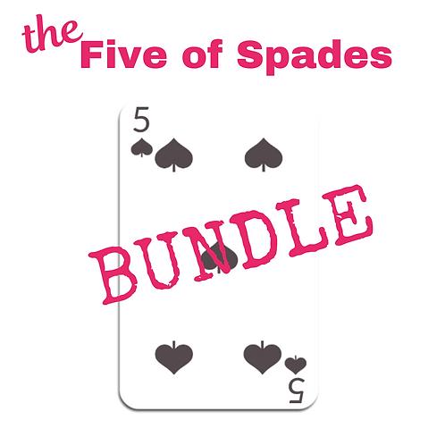 Five of Spades Bundle