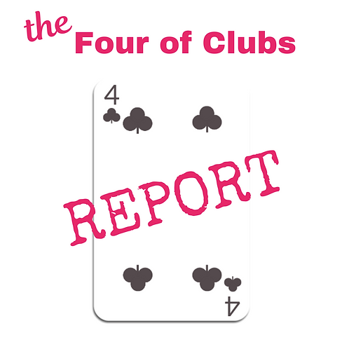 Four of Clubs Report