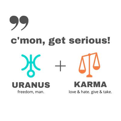 Uranus Karma Comic Connection