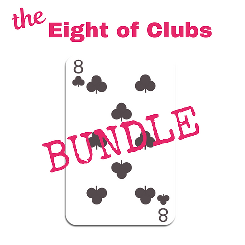 Eight of Clubs Bundle