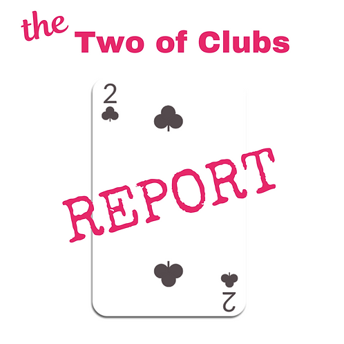 Two of Clubs Report